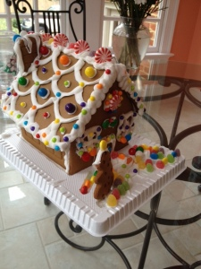 Gingerbread Holiday Cheer