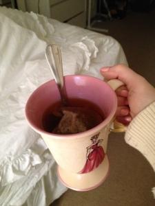 Chai tea make me feel better