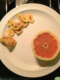 My breakfast plus some more pb
