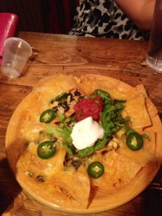 And nachos to split!