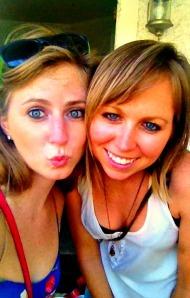 blue eyed girls