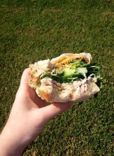 Take it Away Sandwich