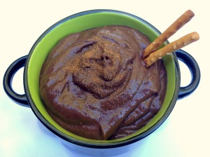Low-Fat Brownie Batter Dip