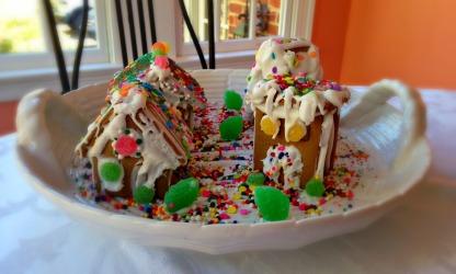CDK ginger bread house