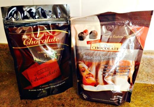 simple chocolate diet