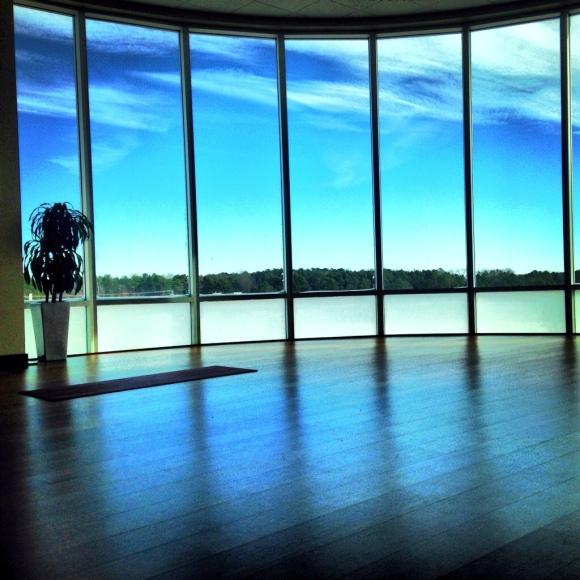 ACAC yoga studio