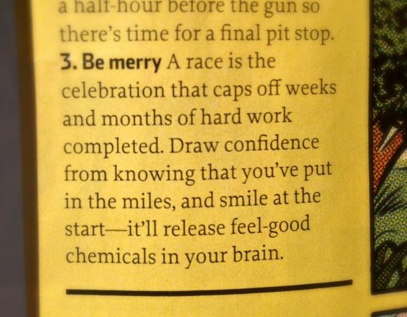 be merry for your run