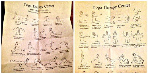 Joint Freeing Yoga