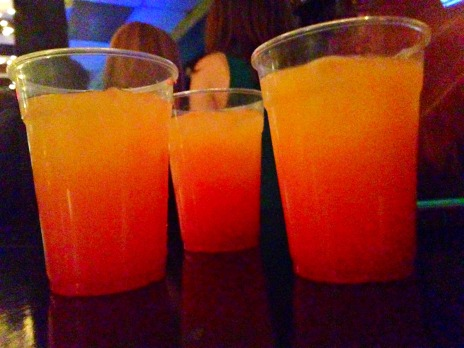 tequila sunrises
