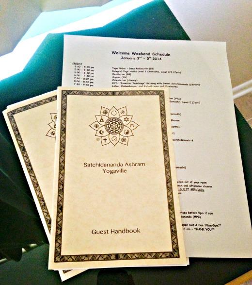 yogaville handbook
