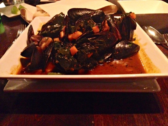blacksalt blue mussels