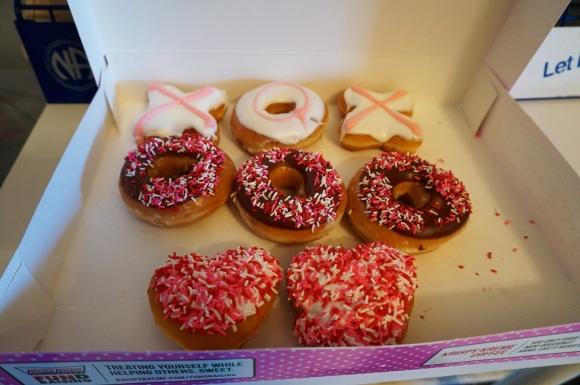 Krispy Kreme Valentines