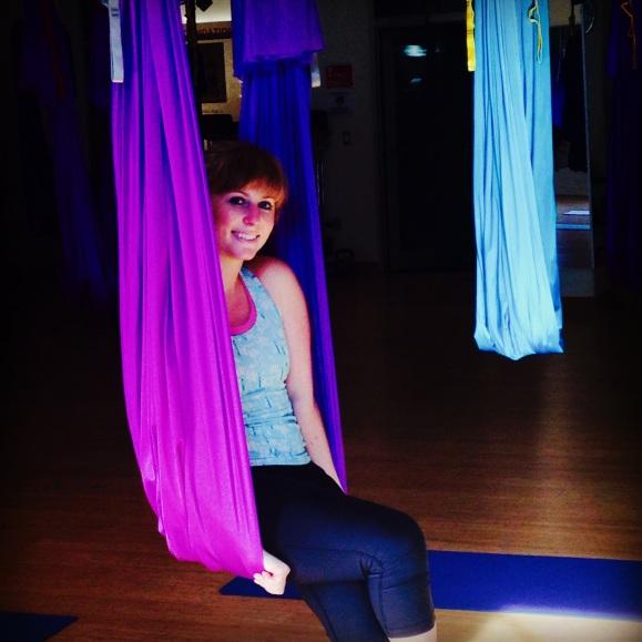 the zen kat aerial yoga