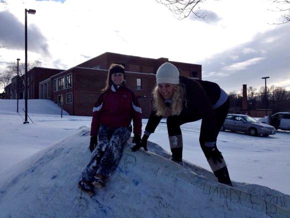 snow time fun